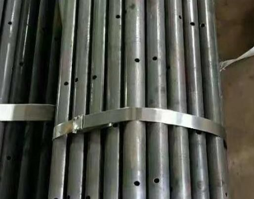江门无缝钢花管