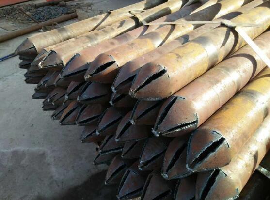吴川注浆钢管